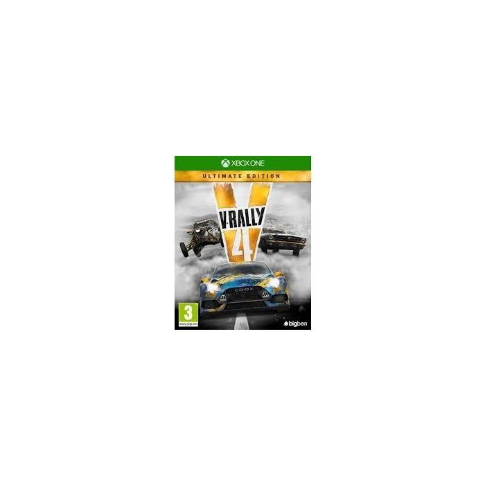 V-Rally 4 (Ultimate Edition) (Xbox One) (New)