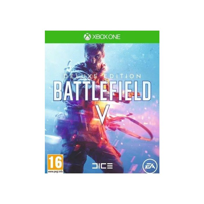 Battlefield V Deluxe Edition (Xbox One) (New)