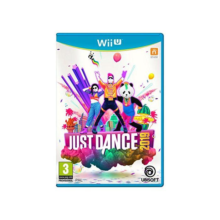 Just Dance 2019 (Nintendo Wii U) (Preowned)