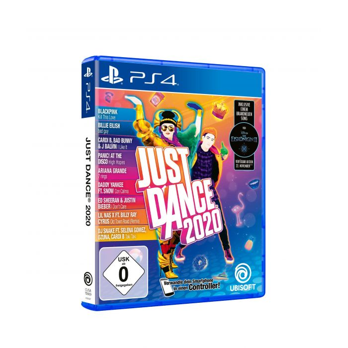 Just Dance 2020 (PS4) (German Import) (New)