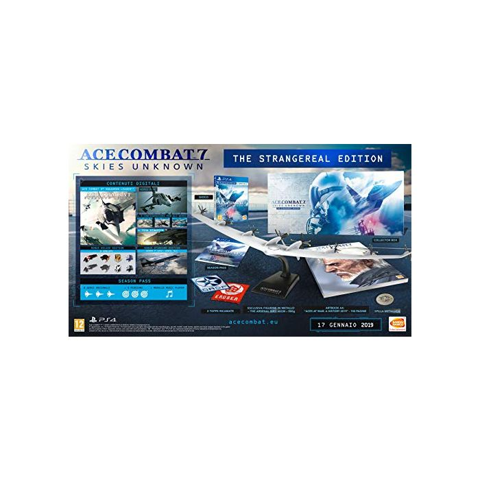 Ace Combat 7: Skies Unknown Collector's Edition (PS4) (New)
