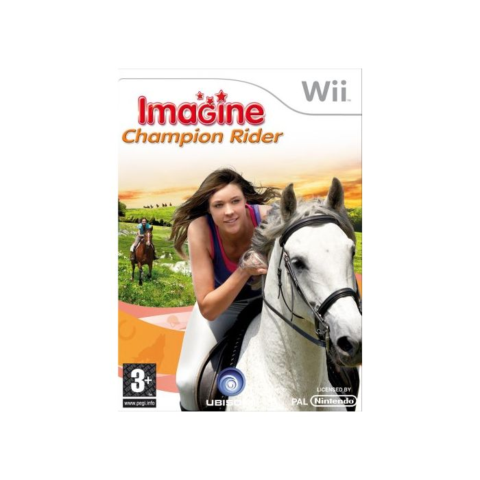 Imagine: Champion Rider (Wii) (New)