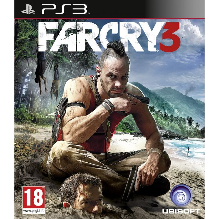 Far Cry 3 (PS3) (New)