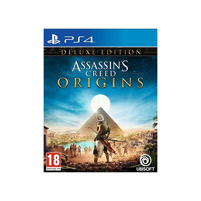 Assassin's Creed Origins (Deluxe Edition) (PS4) (New)