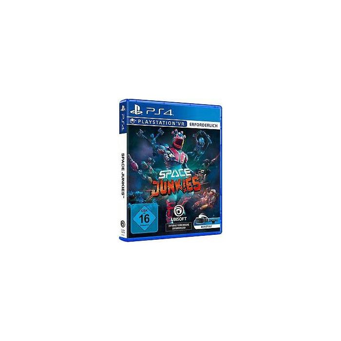 Space Junkies (For Playstation VR) (German Import) (PS4) (New)