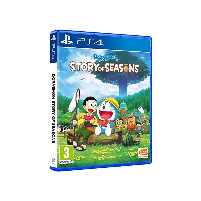 Doraemon: Story of Seasons PS4 (New)