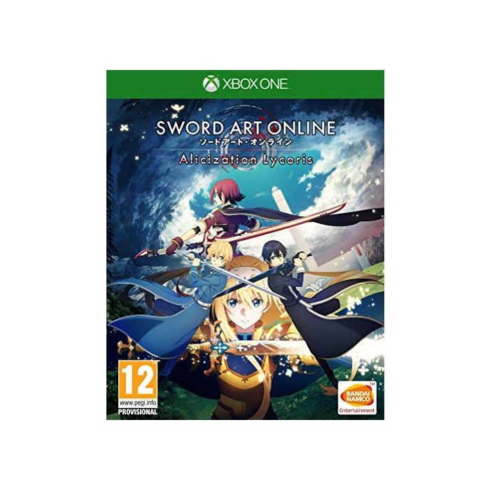 Sword Art Online Alicization Lycoris (Xbox One) (New)