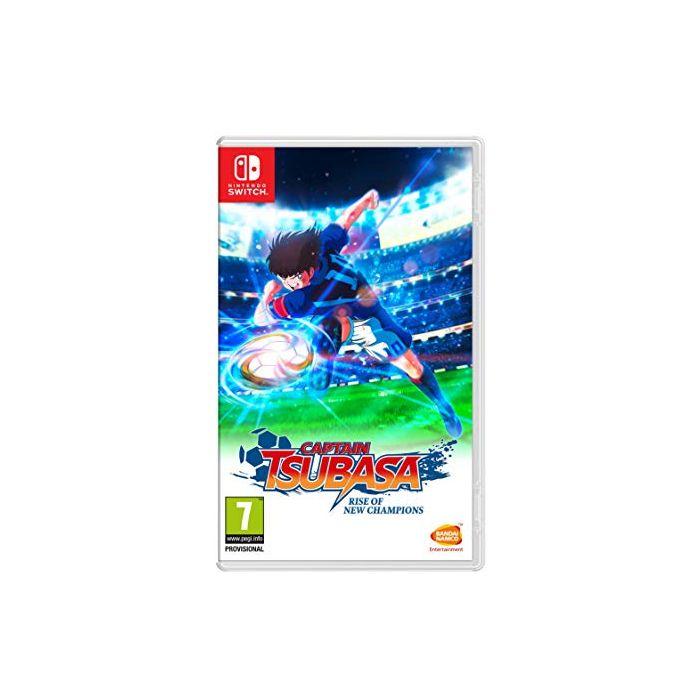 Captain Tsubasa: Rise of New Champions (Nintendo Switch) (New)
