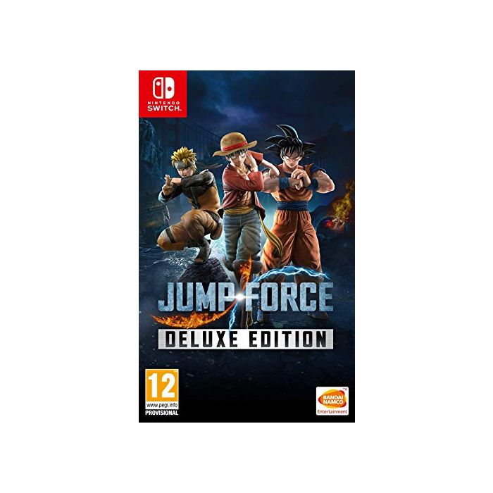 Jump Force: Deluxe Edition (Nintendo Switch) (New)