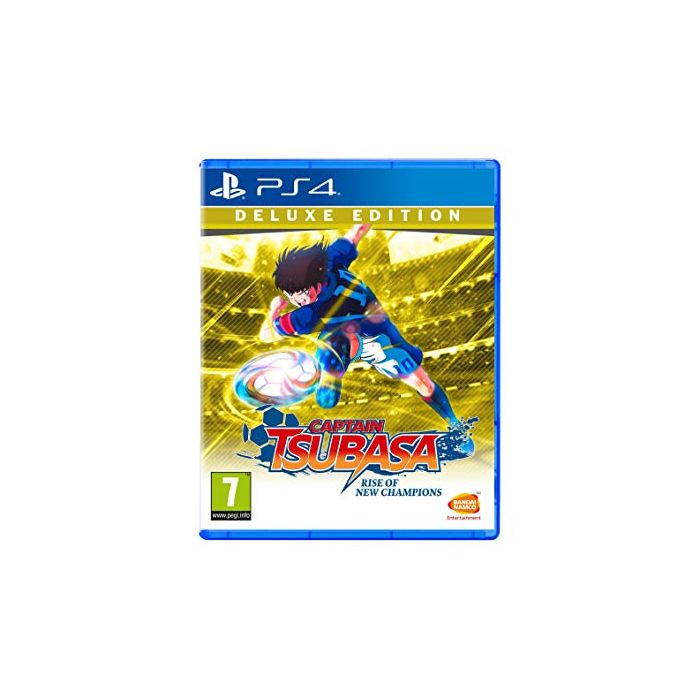 Captain Tsubasa: Rise of New Champions Deluxe Edition (PS4) (New)