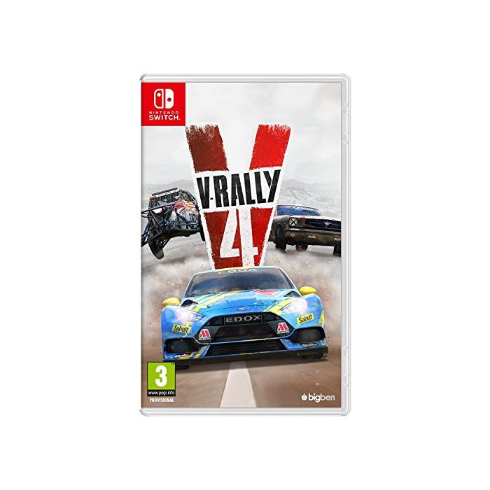 V-Rally 4 (Nintendo Switch) (Preowned)