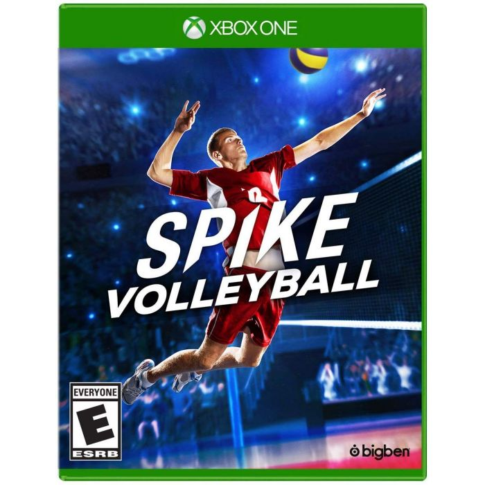 Spike Volleyball (Xbox One) (New)