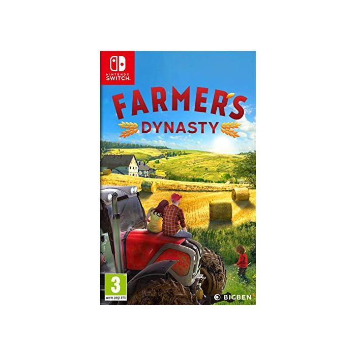 Farmer's Dynasty (Switch) (Nintendo Switch) (New)