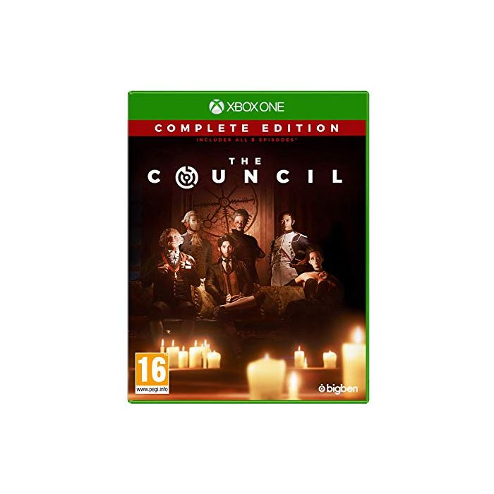 The Council (Xbox One) (New)