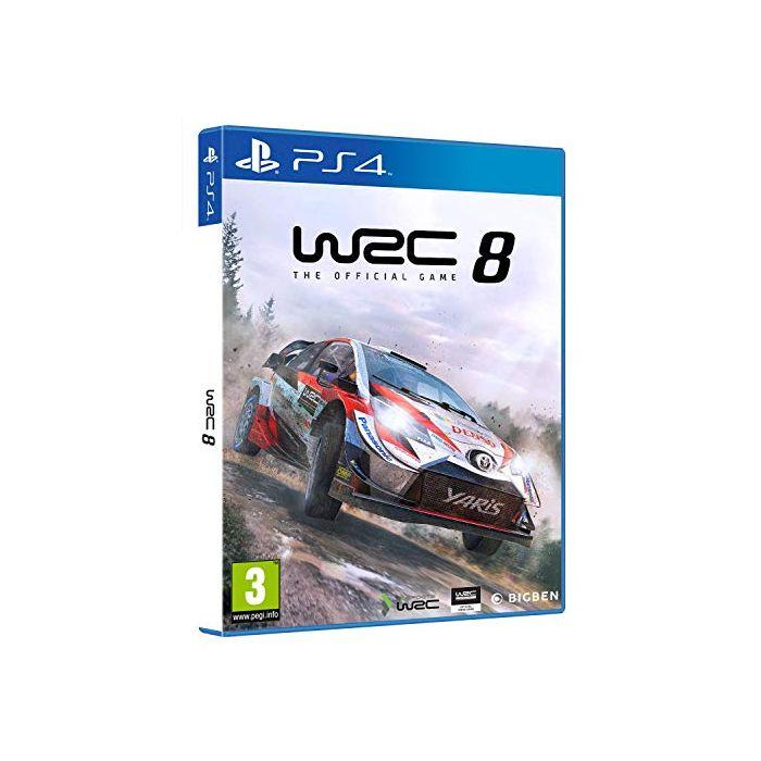 WRC 8 (PS4) (New)