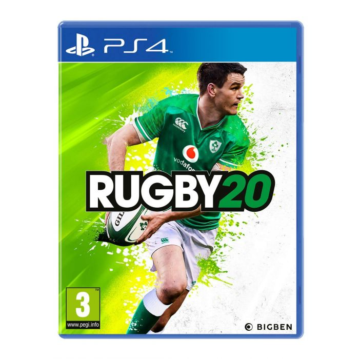 Rugby 20 (PS4) (New)