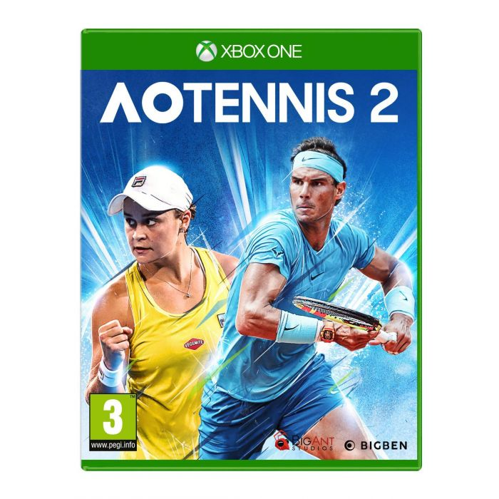 AO Tennis 2 (Xbox One) (New)