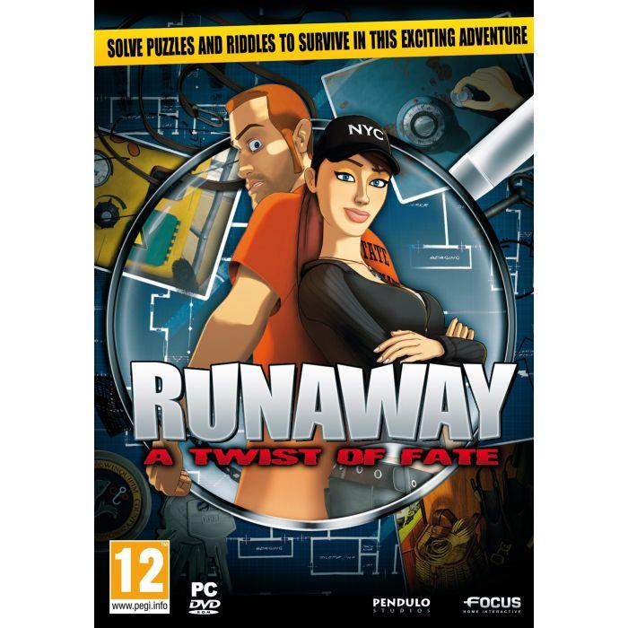 Runaway : A Twist of Fate (PC DVD) (New)