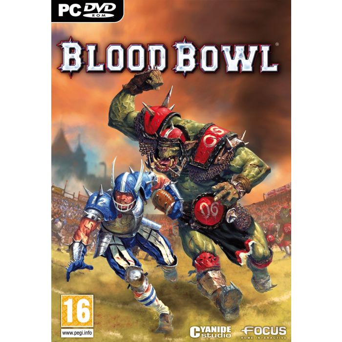 Blood Bowl Dark Elves Edition (PC DVD) (New)