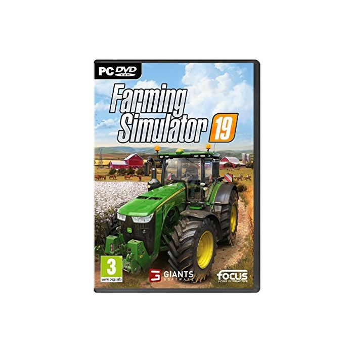 Farming Simulator 19 (PC) (New)