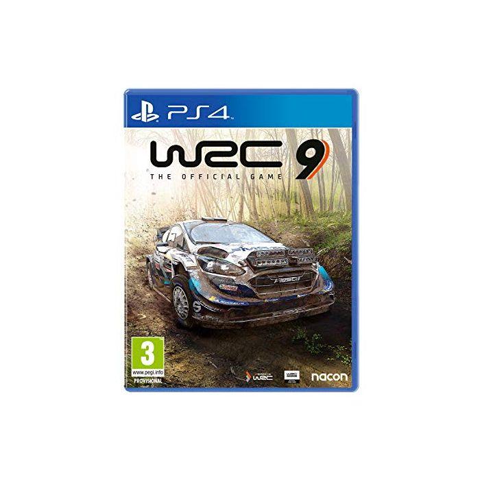 WRC 9 (PS4) (New)