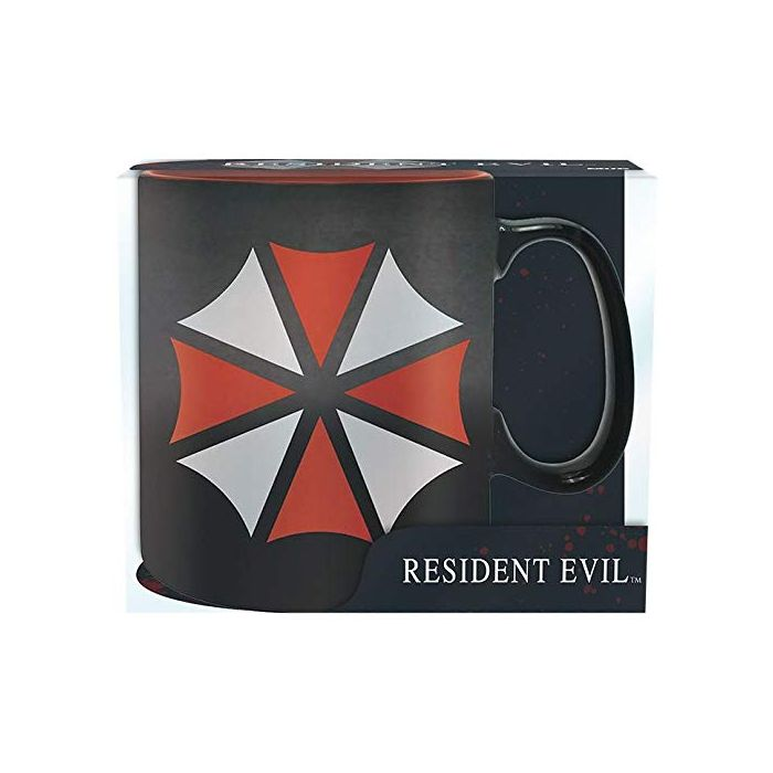 ABYstyle - RESIDENT EVIL - Mug - 460 ml - Umbrella (New)