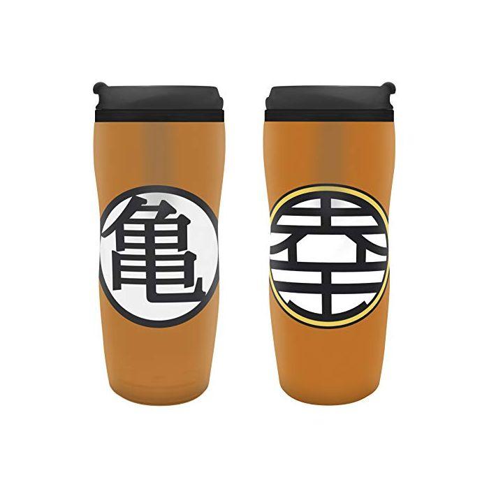 ABYstyle Dragon Ball Isotherm Travel Mug Kame (New)