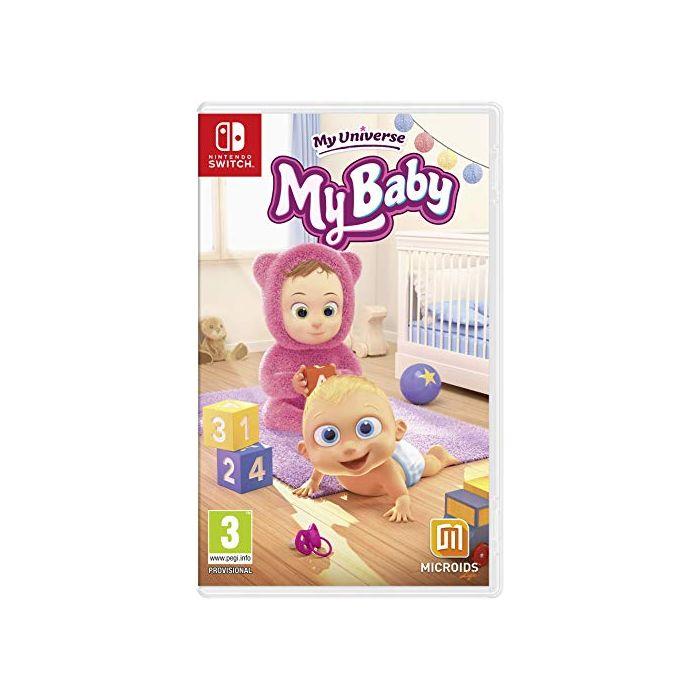 MY UNIVERSE: My Baby (Nintendo Switch) (New)