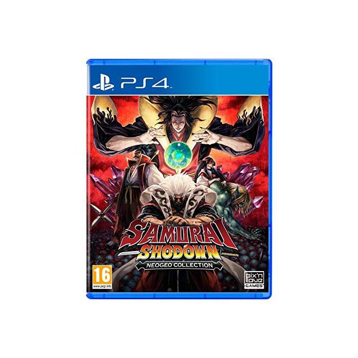 Samurai Shodown Neogeo Collection (PS4) (New)