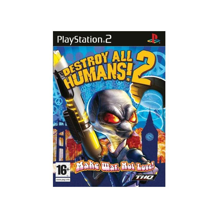 Destroy All Humans 2 (PS2) (New)