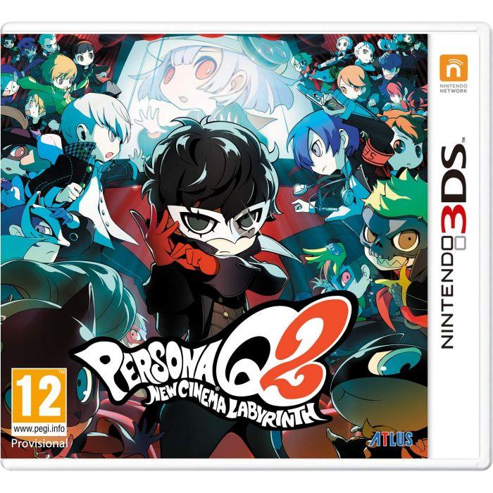 Persona Q2: New Cinema Labyrinth (Nintendo 3DS) (New)