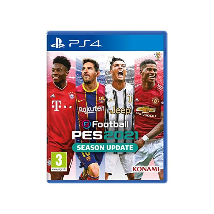 eFootball PES 2021 Season Update (PS4) (New)