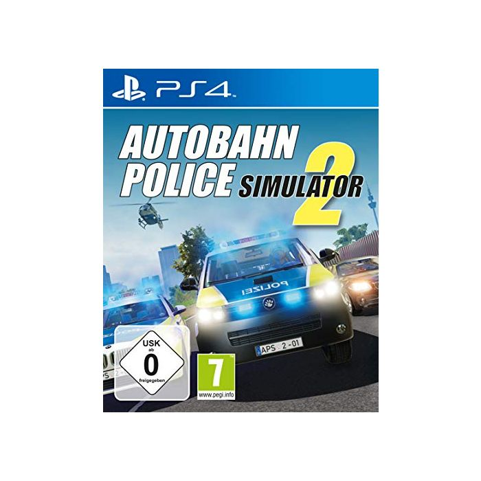 Autobahn - Police Simulator 2 (PS4) (New)