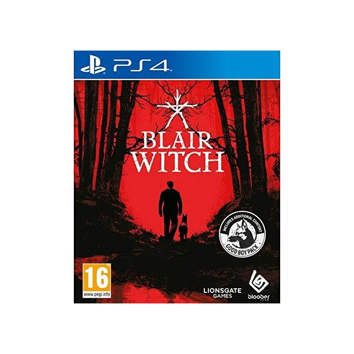 Blair Witch (PS4) (New)