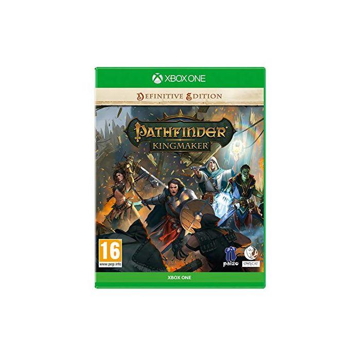 Pathfinder: Kingmaker - Definitive Edition (Xbox One) (New)
