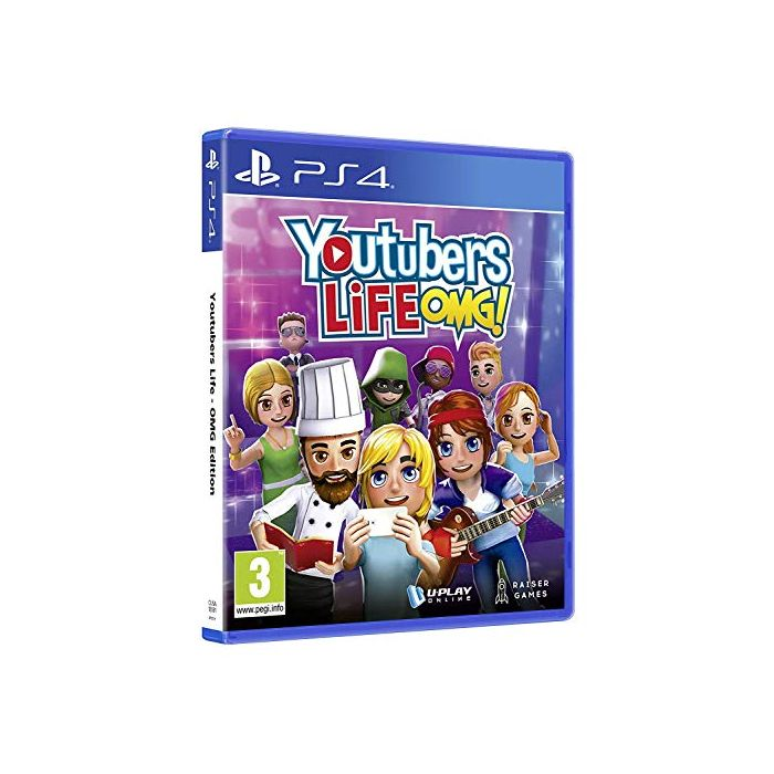 Youtubers Life Omg! (Playstation 4) (PS4) (New)