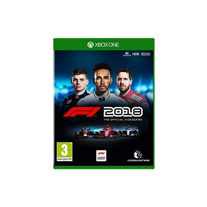 F1 2018 Standard Edition (Xbox One) (New)