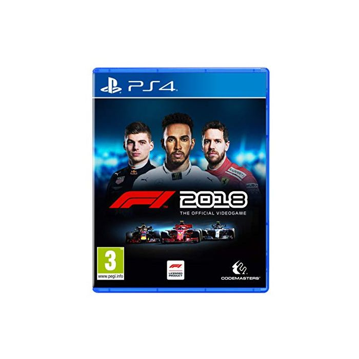 F1 2018 Standard Edition (PS4) (New)