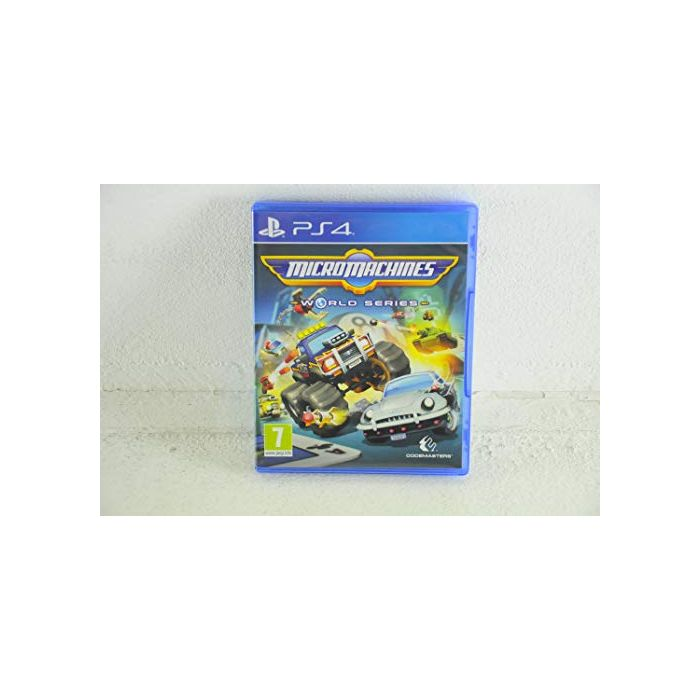 Micro Machines: World Series (French Import) (New)