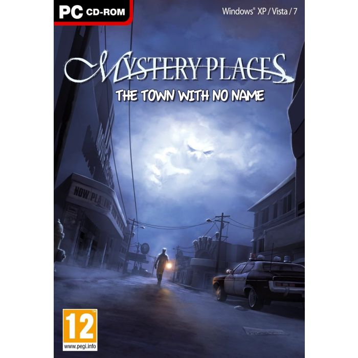 Mystery Placesthe Town with no Name (PC DVD) (New)