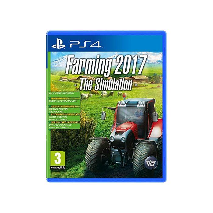 Professional Farmer 2017 (PS4) (New)