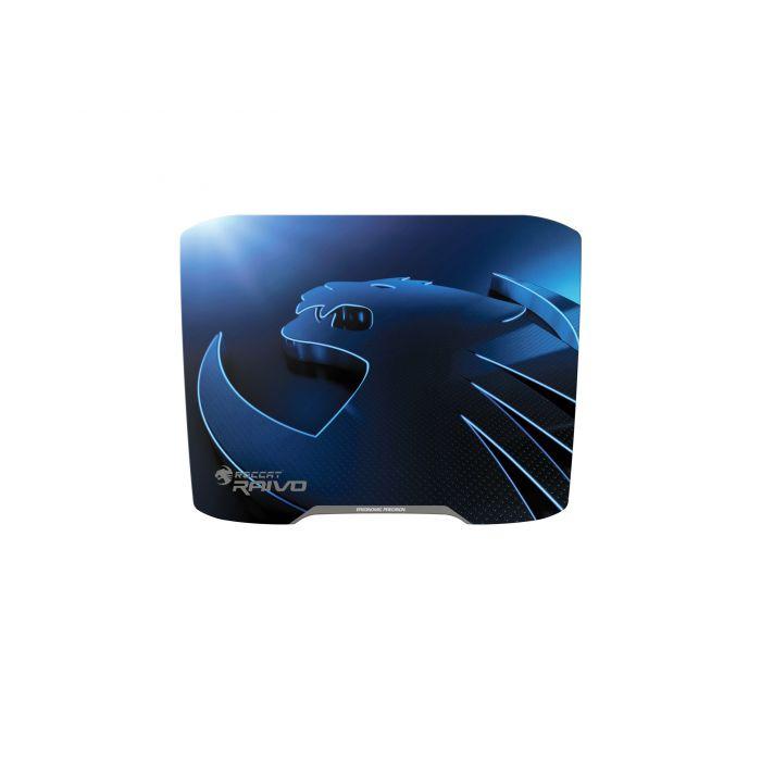ROCCAT Raivo High Velocity Gaming Mousepad, Lightning Blue (New)