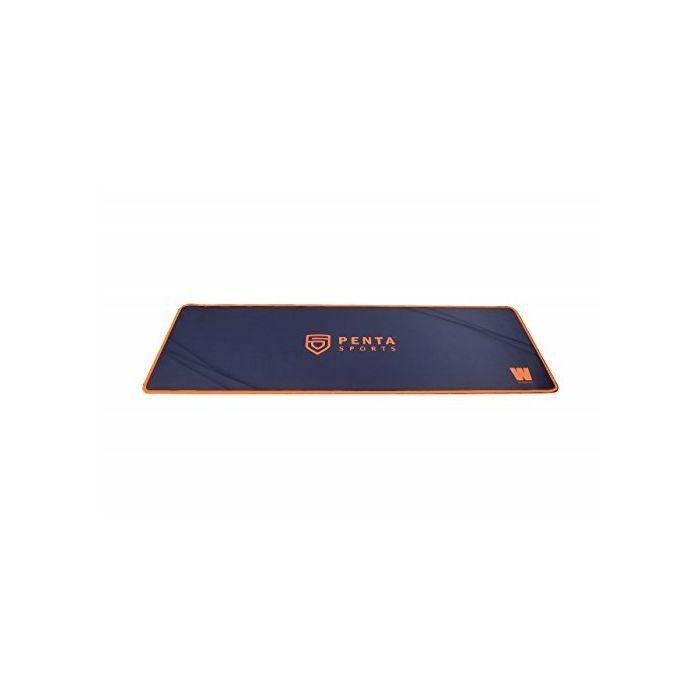 WASDKEYS BRA-WASD-P300 XXL Penta eSports Edition Gaming Mousepad - Black/Orange (New)
