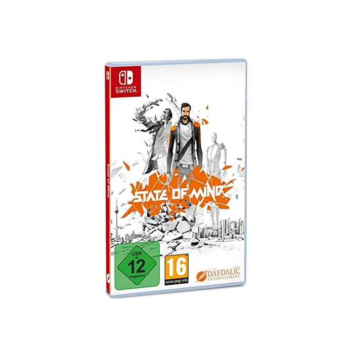 State of Mind (Nintendo Switch) (New)