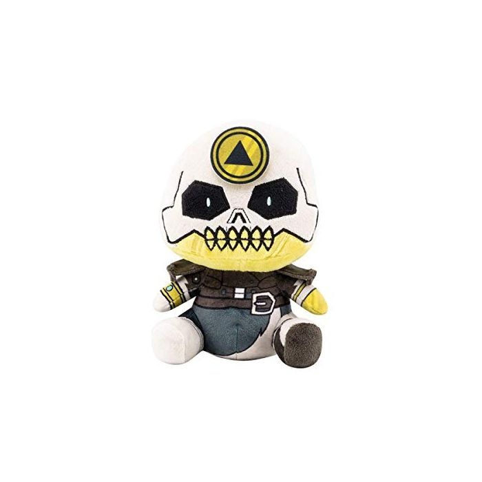 Sea Of Thieves Stubbins - Gold Hoarder Plush Figure Standard (New)