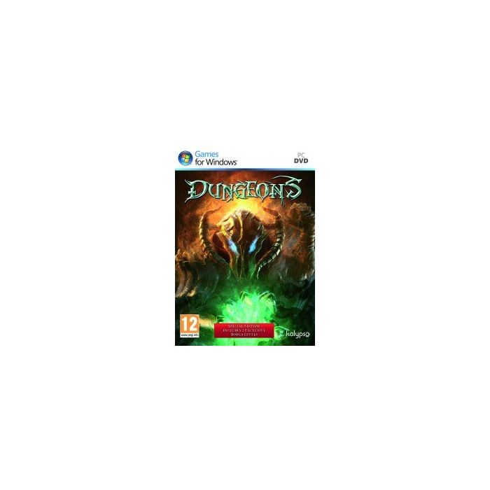Dungeons Limited Edition Game PC (New)