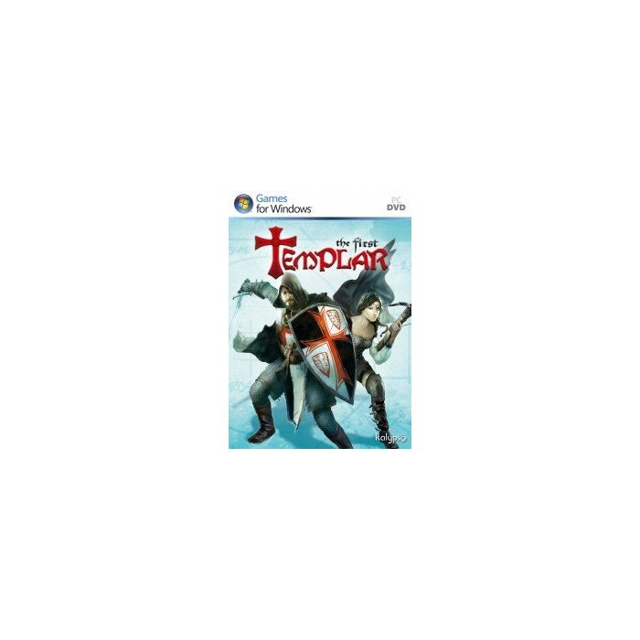 The First Templar Special Edition (PC DVD) (New)