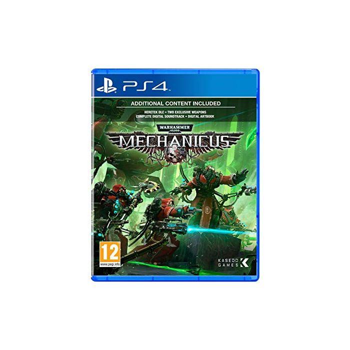 Warhammer 40, 000: Mechanicus (PS4) (New)