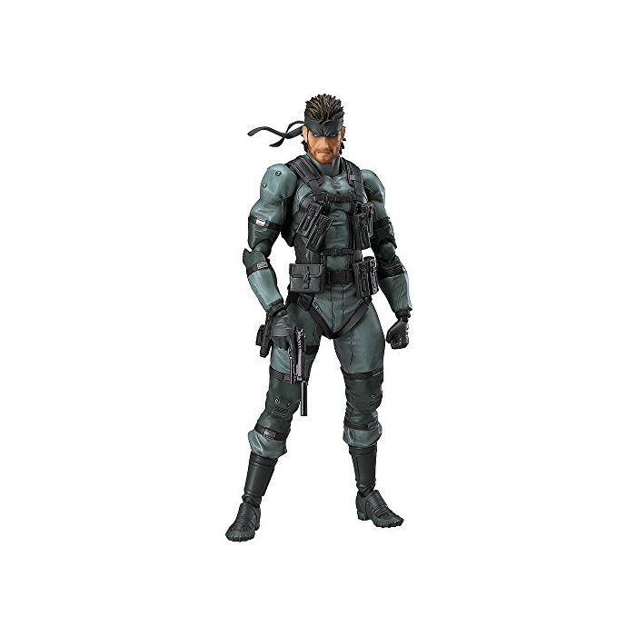 Max Factory Metal Gear Solid 2: Solid Snake Figma Figure (New)