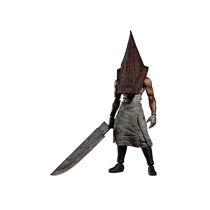 figma Red Pyramid Thing (New)